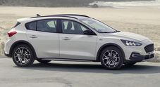 Ford Focus, tecnologie inedite e design raffinato per la quarta generazione