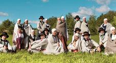 """""""Lettonia mon amour"""" A Senigallia i ballerini del gruppo Svatra"""