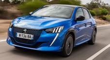 Peugeot e-208, l'elettrica con una marcia in più. Grande autonomia e ricarica rapida