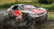 Silk Way Rally, quinta tappa a Despres: Loeb con la Peugeot 3008 DKR Maxi mantiene la leadership