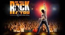 """""""We will rock you"""", weekend all'insegna dei Queen al Teatro Rossini di Civitanova"""