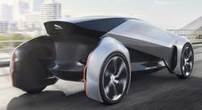 Jaguar Future Type concept, il balzo del Giaguaro nella giungla del 2040