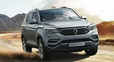 Ssangyong Rexton: design evoluto e interni pregiati. Trasmissione e diesel di derivazione Mercedes