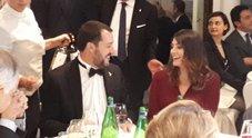 Matteo Salvini e Elisa Isoardi, è ritorno di fiamma? Sguardi complici durante la cena di gala
