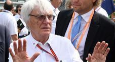 Bernie Ecclestone diventerà ancora papà a 89 anni: quarto figlio in arrivo
