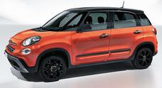 Fiat, arriva l'inedita 500L City Cross: look da crossover per entusiasmanti avventure urbane