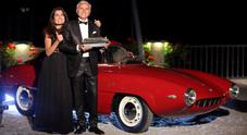 Alfa Giulietta SS trionfa A Villa d'Este, il prototipo realizzato da Bertone nel 1957 premiato da pubblico e giuria