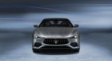 Ghibli Hybrid: la prima vettura elettrificata della storia di Maserati