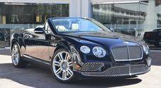 Bentley Continental GT Convertibile