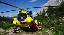 Malore mentre percorre un sentiero  di montagna, deceduto un turista