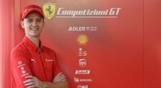 Ferrari, Serra e Nielsen nel team AF Corse per la prossima stagione delle competizioni GT