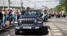 Jeep con Harley Davidson per l'European Bike Week dal 4 al 9 settembre sulle Alpi austriache