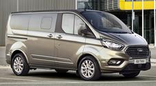 Ford Tourneo Custom, quando il van è di gran lusso