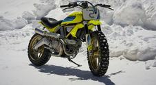 Ducati sotto i riflettori del Motor Bike Expo con tre Scrambler custom