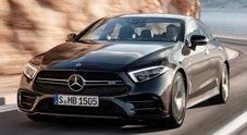 Mercedes amplia l'offerta ibrida con le AMG 53. A Detroit tre novità su base CLS e Classe E Coupé e Cabrio