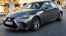 IS, la più europea delle Lexus: un mix perfetto di efficienza e prestazioni