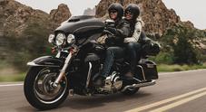 Harley Davidson, per la gamma Touring nuovi motore e sospensioni