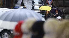 Allerta meteo in Campania, dalle 17 la criticità passa a gialla