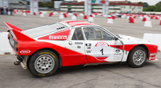 Verona Legend Cars, dal 4 al 6 maggio tornano heritage e adrenalina su 4 ruote