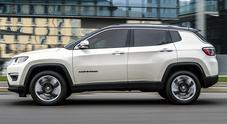 Boom Jeep, maggio record per le vendite: +129,6%. Bene anche Alfa Romeo: +3,8%