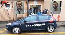 Salvatore D'Abundo, 39, e Antonio Rubino, 27 anni,