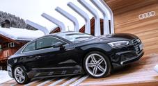 Audi g-tron, la gamma a metano in Alta Badia per la 3^ edizione del progetto Care's