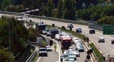 Lavori in corso: chiude per una notte un tratto di autostrada