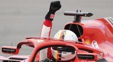 Sebastian show, sinfonia Ferrari. Vettel in Canada domina la gara e torna leader della classifica
