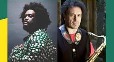 Kamasi Washington special guest Enzo Avitabile live all'Arena Flegrea