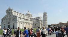 Torre di Pisa, pendenza ridotta: meno 4 cm in 20 anni