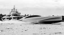 """Silver Arrows Marine prepara la versione scoperta della """"Mercedes Classe S dei mari"""""""