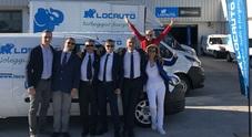 Locauto accelera sui veicoli commerciali. Nuovi prodotti in arrivo e nuova sede a Napoli