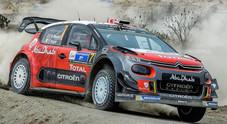 Rally Spagna, Meeke (Citroen) trionfa. Ogier e Ford ad un passo dalla doppietta mondiale