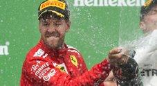 Sebastian Vettel dopo il traguardo si commuove: «Una vittoria per Gilles»