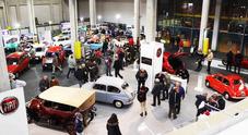 Automotoretrò, in scena il mondo delle classiche con i prototipi della collezione Bertone