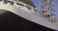 Costa Crociere, step by step ecco la costruzione della Costa Venezia