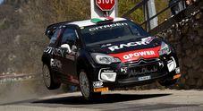 Campionato Italiano Rally WRC, nella gara d'esordio al 1000 Miglia la spunta la Citroen DS3 di Pedersoli