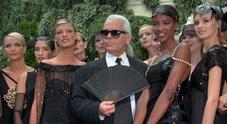 "Morto Karl Lagerfeld, il leggendario ""Kaiser"" della moda"