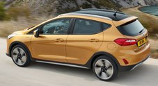 Ford, arriva Active. Anche Fiesta diventa crossover, tecnologia e look ricercato