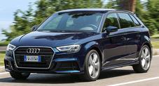 Audi A3 Sportback g-tron: ecologica, economica e anche brillante con il motore 1.5 litri da 131 cv