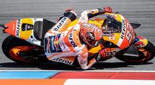 Marquez in pole a Brno. Poi Lorenzo e Iannone. Rossi sesto