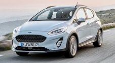 Fiesta Active, assistenza alla guida e tecnologia evoluta per il nuovo crossover Ford