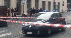 San Pietro, allarme bomba  in una banca: evacuata filiale  in via della Conciliazione