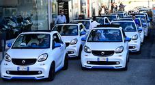 Smart, la 300 Miglia diventa un must show sulle strade della Targa Florio