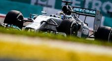 F1, bassi consumi e tanta potenza: le Stelle della Mercedes sono di un altro pianeta