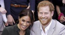 Meghan e Harry aspettano un bimbo  nascerà in primavera