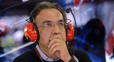 Marchionne: «Tutto perfetto, complimenti a Sebastian e Kimi autori di una grande gara»