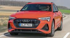 Audi e-Tron Sportback, arriva la seconda elettrica high tech. Look dinamico, due livelli di motori e tanta innovazioni