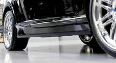 Va dal gommista con gli pneumatici e i cerchioni della sua Bmw: si ritrova tutto in vendita sul web