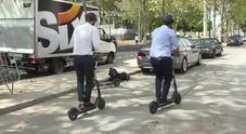Mobilita sostenibile, Parigi sceglie i monopattini elettrici